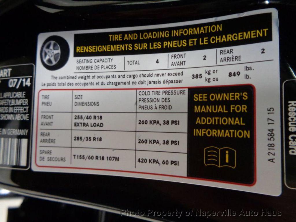 2014 Mercedes-Benz CLS 4dr Sedan CLS 550 4MATIC - 18474921 - 49