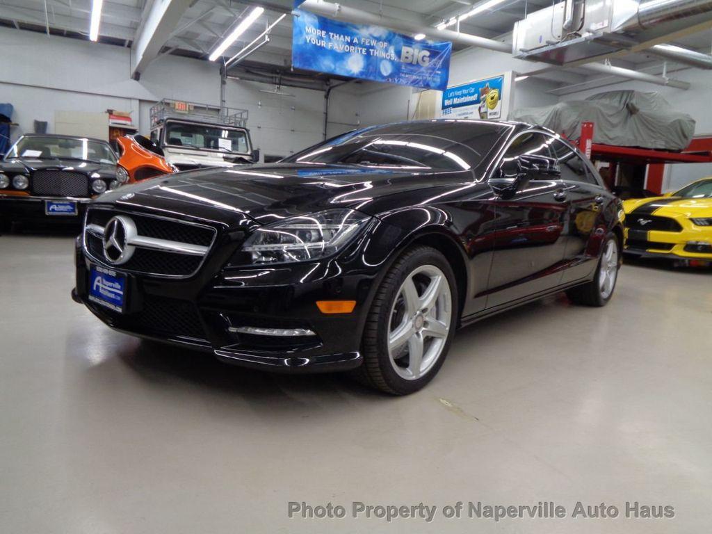 2014 Mercedes-Benz CLS 4dr Sedan CLS 550 4MATIC - 18474921 - 54
