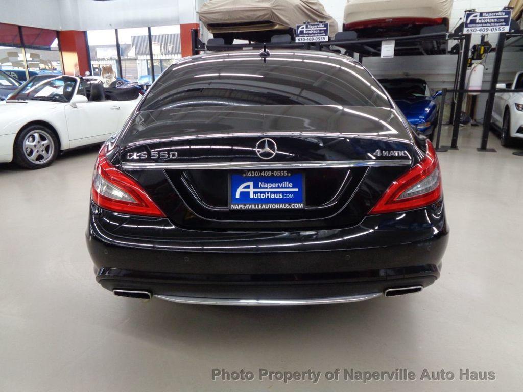 2014 Mercedes-Benz CLS 4dr Sedan CLS 550 4MATIC - 18474921 - 5