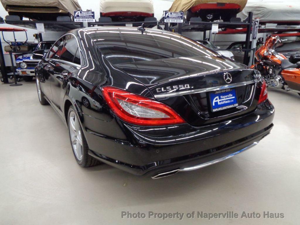 2014 Mercedes-Benz CLS 4dr Sedan CLS 550 4MATIC - 18474921 - 56