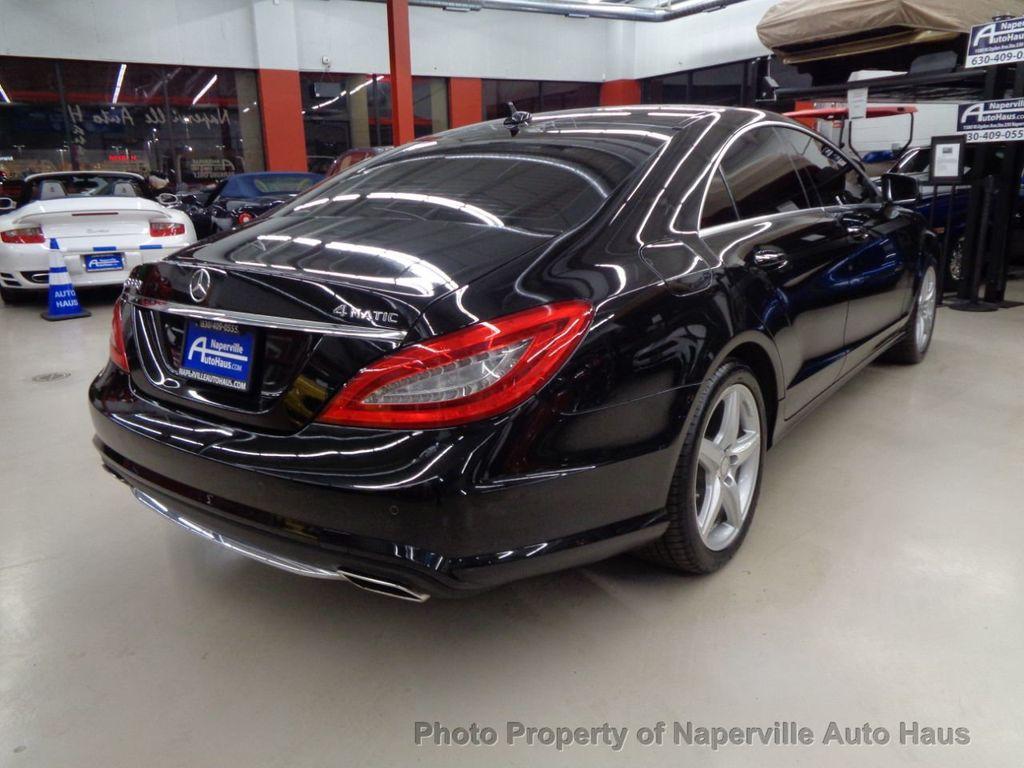 2014 Mercedes-Benz CLS 4dr Sedan CLS 550 4MATIC - 18474921 - 57