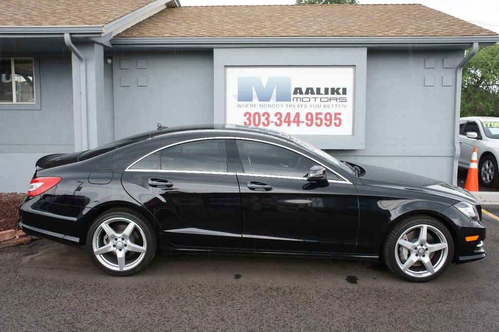 2014 Mercedes-Benz CLS 4dr Sedan CLS 550 4MATIC - 17772574 - 2