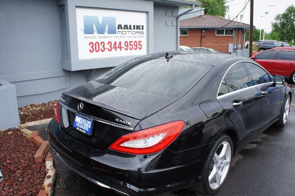 2014 Mercedes-Benz CLS 4dr Sedan CLS 550 4MATIC - 17772574 - 3