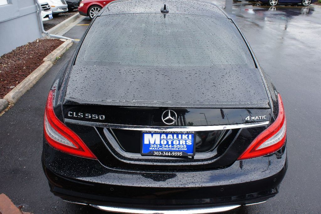 2014 Mercedes-Benz CLS 4dr Sedan CLS 550 4MATIC - 17772574 - 4
