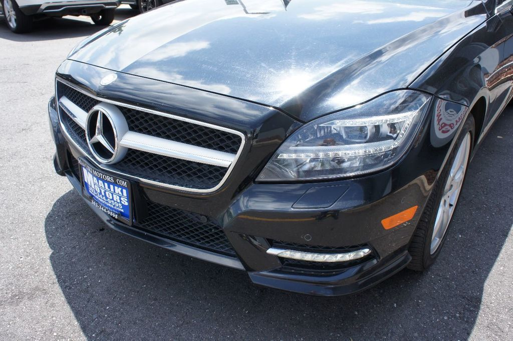 2014 Mercedes-Benz CLS 4dr Sedan CLS 550 4MATIC - 17907202 - 20