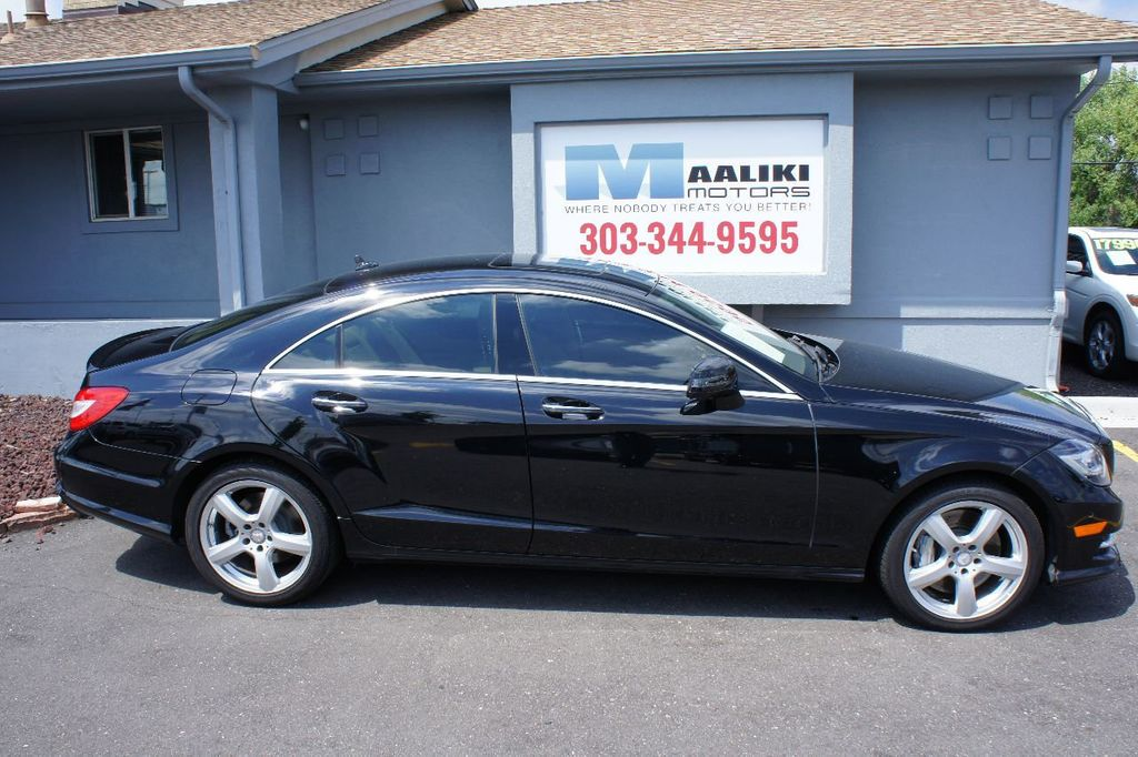 2014 Mercedes-Benz CLS 4dr Sedan CLS 550 4MATIC - 17907202 - 2
