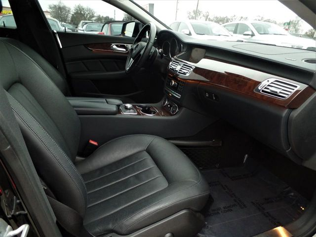 2014 Mercedes-Benz CLS 4dr Sedan CLS 550 4MATIC - Click to see full-size photo viewer
