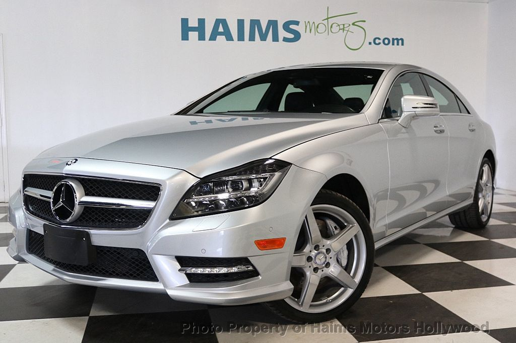 2014 Mercedes Benz CLS 4dr Sedan CLS 550 RWD   17509759   1