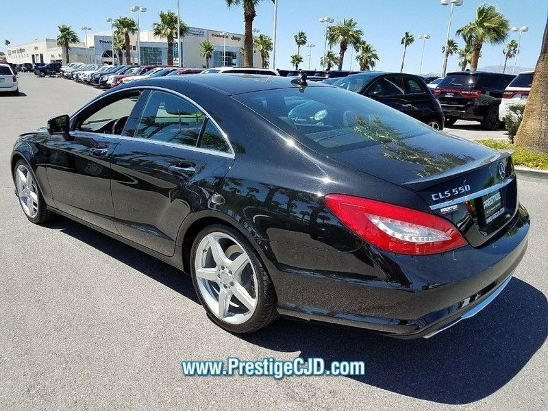 2014 Mercedes-Benz CLS 4dr Sedan CLS 550 RWD - 16730637 - 10