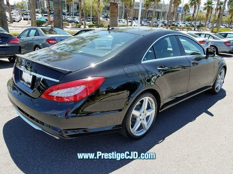 2014 Mercedes-Benz CLS 4dr Sedan CLS 550 RWD - 16730637 - 12