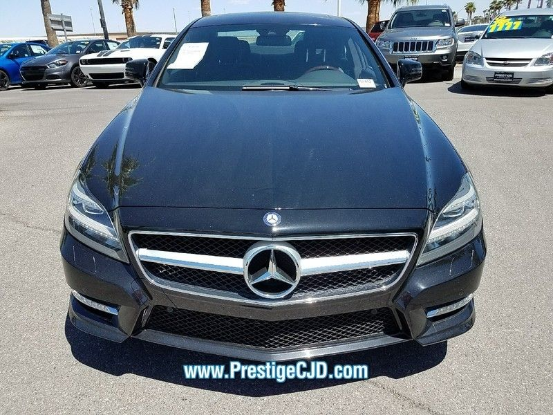 2014 Mercedes-Benz CLS 4dr Sedan CLS 550 RWD - 16730637 - 1