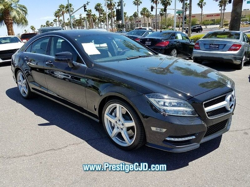 2014 Mercedes-Benz CLS 4dr Sedan CLS 550 RWD - 16730637 - 2