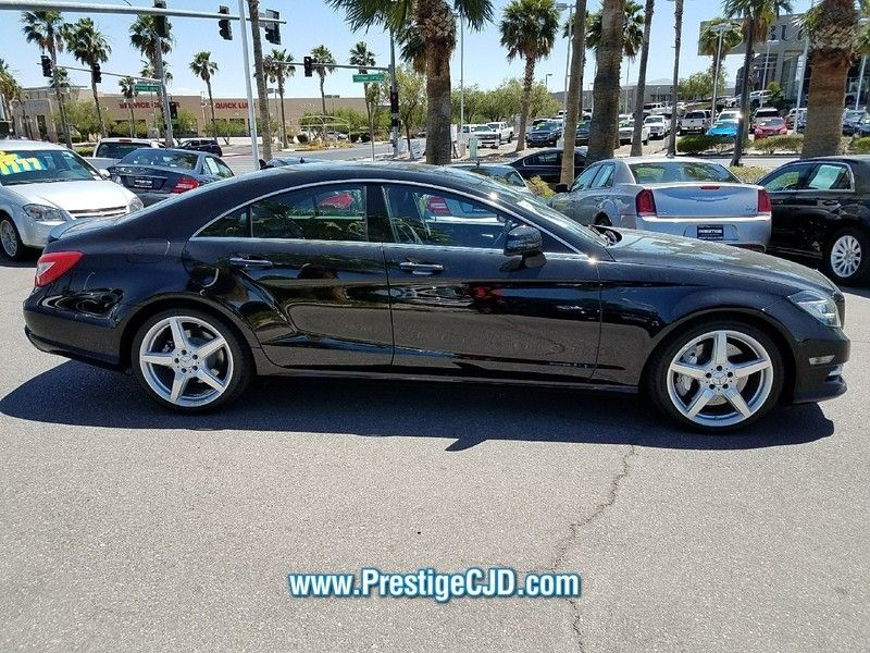 2014 Mercedes-Benz CLS 4dr Sedan CLS 550 RWD - 16730637 - 3