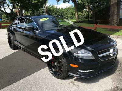 2014 Mercedes-Benz CLS 4dr Sedan CLS 550 RWD