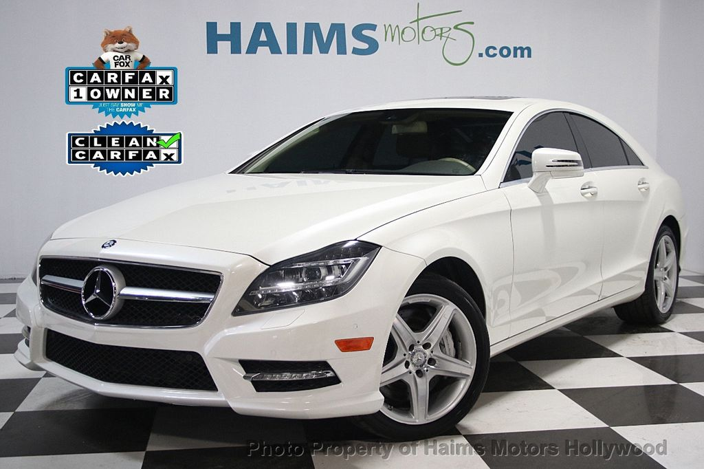 2014 used mercedes benz cls best deal at haims motors for Mercedes benz cls550 used