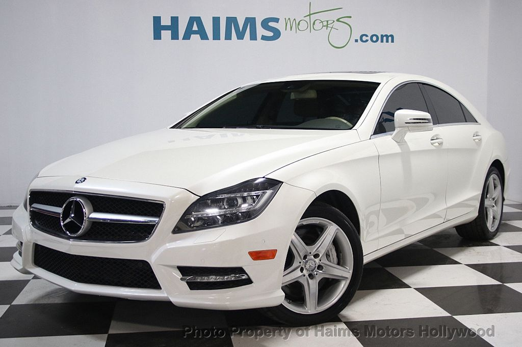 2014 used mercedes benz cls best deal at haims motors