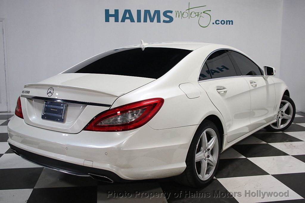 2014 used mercedes benz cls best deal at haims motors for Mercedes benz cls used