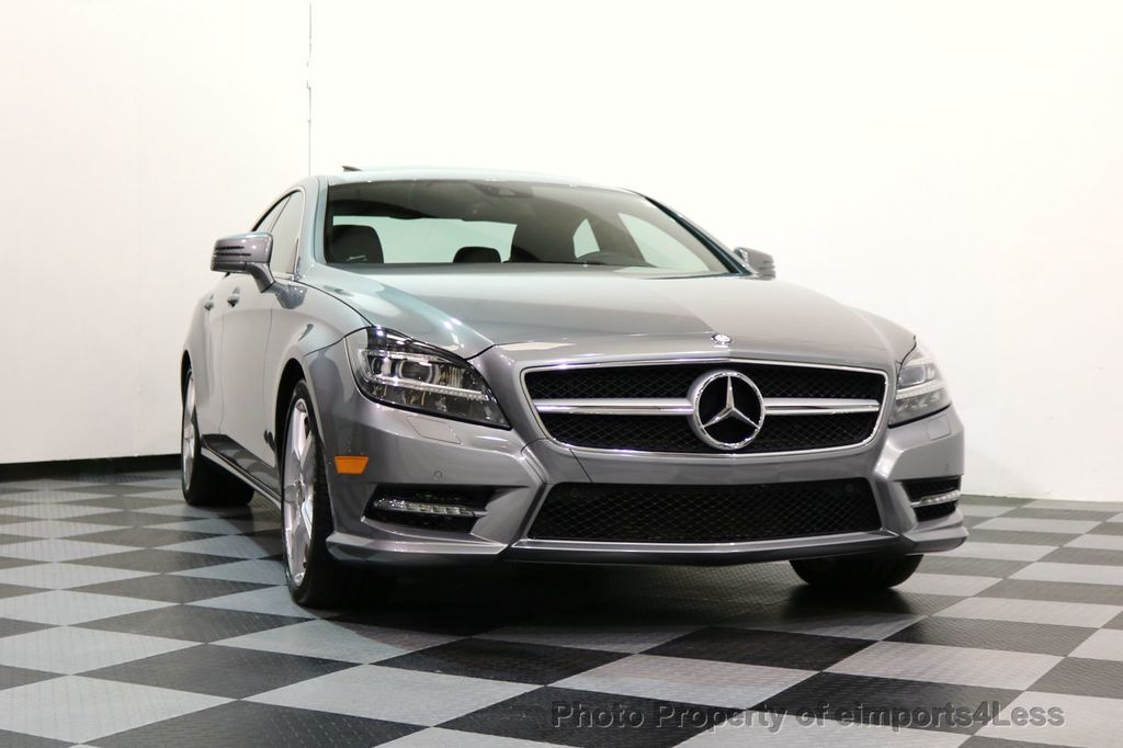 2014 Mercedes-Benz CLS CERTIFIED CLS550 4Matic AMG Sport AWD Lane Tracking NAVI - 17227763 - 14