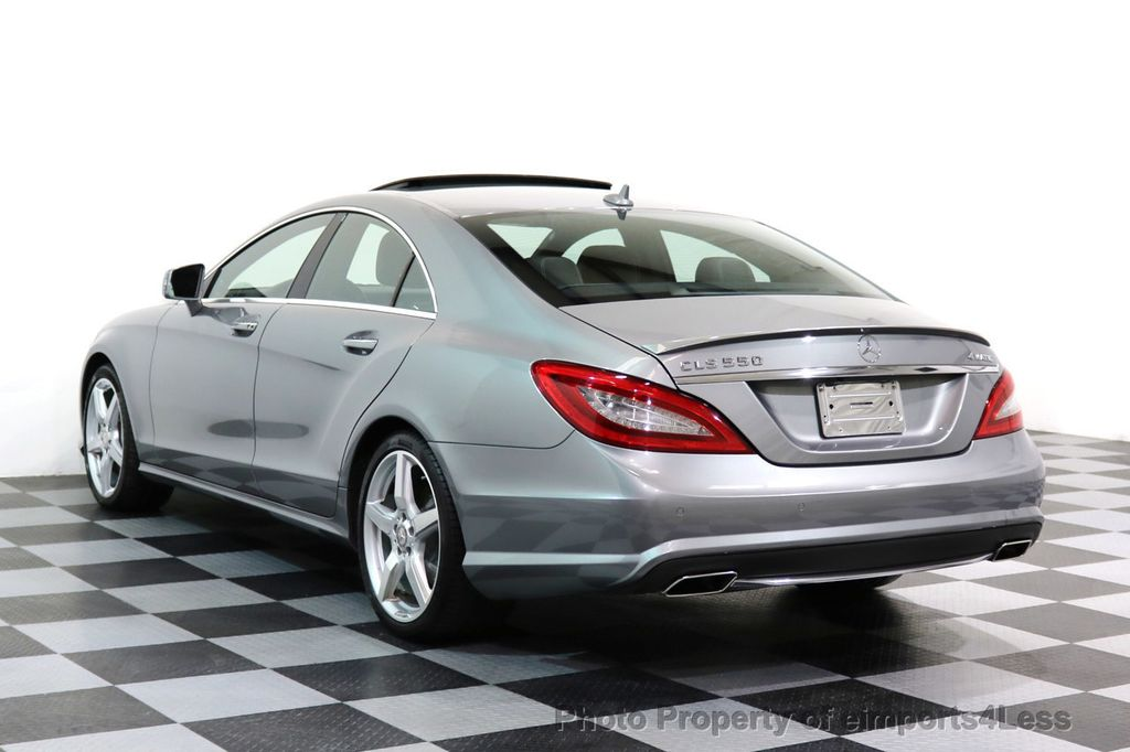 2014 Mercedes-Benz CLS CERTIFIED CLS550 4Matic AMG Sport AWD Lane Tracking NAVI - 17227763 - 15