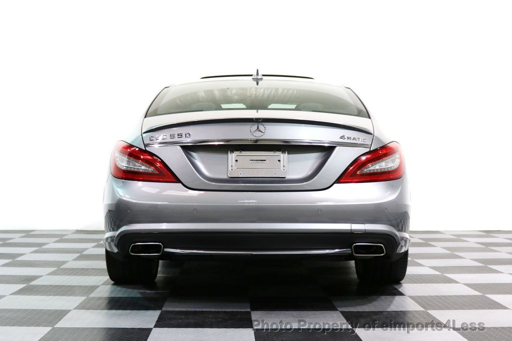 2014 Mercedes-Benz CLS CERTIFIED CLS550 4Matic AMG Sport AWD Lane Tracking NAVI - 17227763 - 16