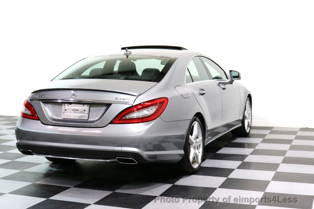 2014 Mercedes-Benz CLS CERTIFIED CLS550 4Matic AMG Sport AWD Lane Tracking NAVI - 17227763 - 17