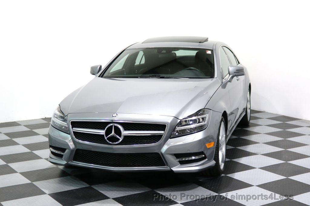 2014 Mercedes-Benz CLS CERTIFIED CLS550 4Matic AMG Sport AWD Lane Tracking NAVI - 17227763 - 26