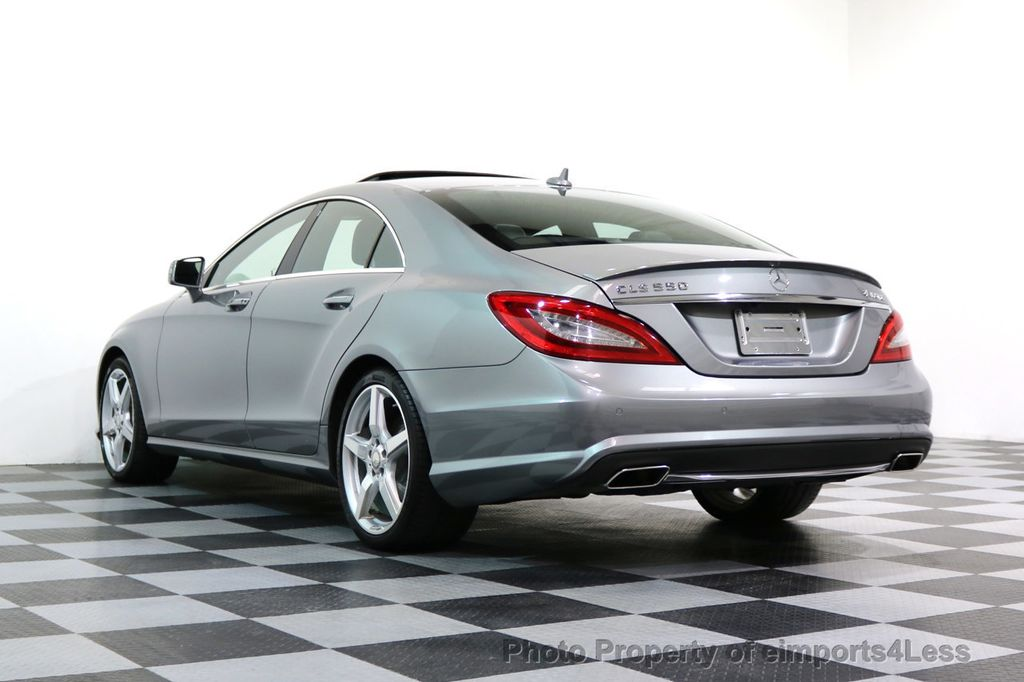 2014 Mercedes-Benz CLS CERTIFIED CLS550 4Matic AMG Sport AWD Lane Tracking NAVI - 17227763 - 28