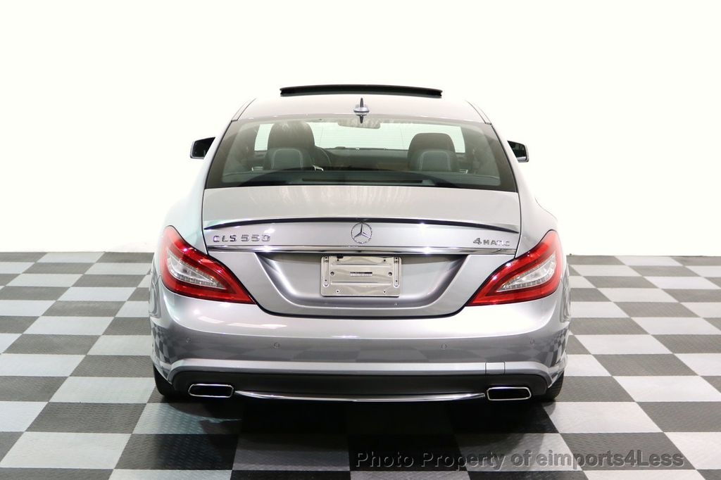 2014 Mercedes-Benz CLS CERTIFIED CLS550 4Matic AMG Sport AWD Lane Tracking NAVI - 17227763 - 29