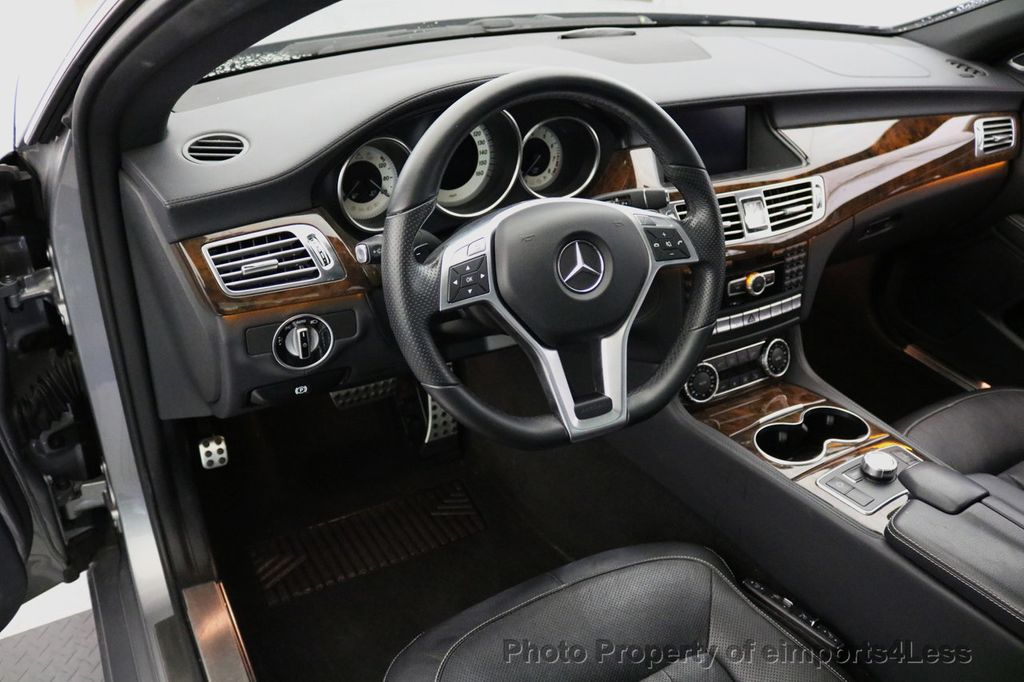 2014 Mercedes-Benz CLS CERTIFIED CLS550 4Matic AMG Sport AWD Lane Tracking NAVI - 17227763 - 31
