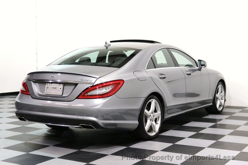 2014 Mercedes-Benz CLS CERTIFIED CLS550 4Matic AMG Sport AWD Lane Tracking NAVI - 17227763 - 3