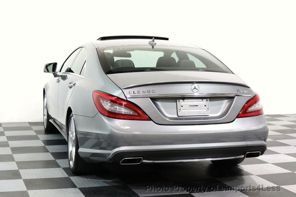 2014 Mercedes-Benz CLS CERTIFIED CLS550 4Matic AMG Sport AWD Lane Tracking NAVI - 17227763 - 51