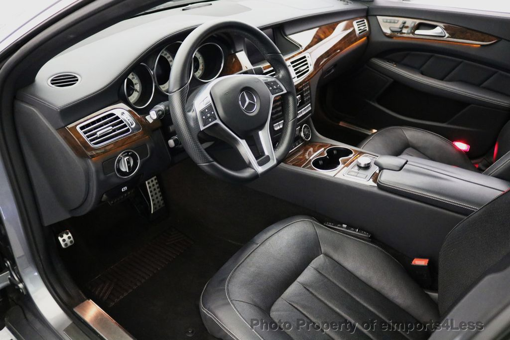 2014 Mercedes-Benz CLS CERTIFIED CLS550 4Matic AMG Sport AWD Lane Tracking NAVI - 17227763 - 7