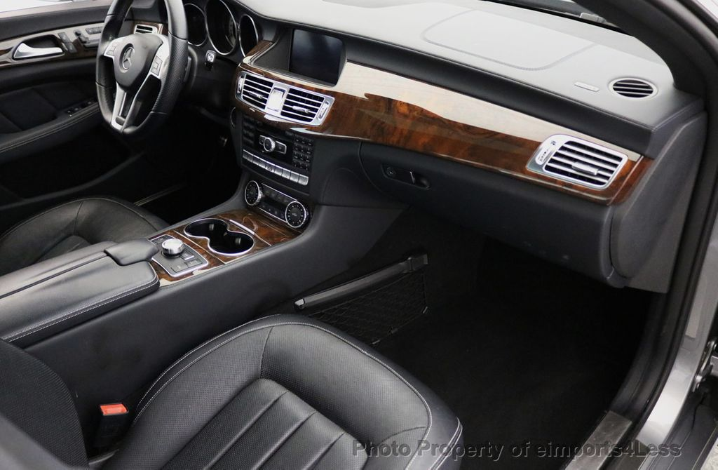 2014 Mercedes-Benz CLS CERTIFIED CLS550 4Matic AMG Sport AWD Lane Tracking NAVI - 17227763 - 8