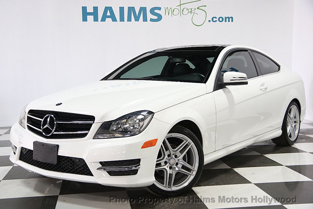 2014 Mercedes-Benz C-Class 2dr Coupe C250 RWD - 15853688 - 0