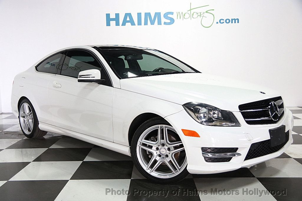 2014 Mercedes-Benz C-Class 2dr Coupe C250 RWD - 15853688 - 2