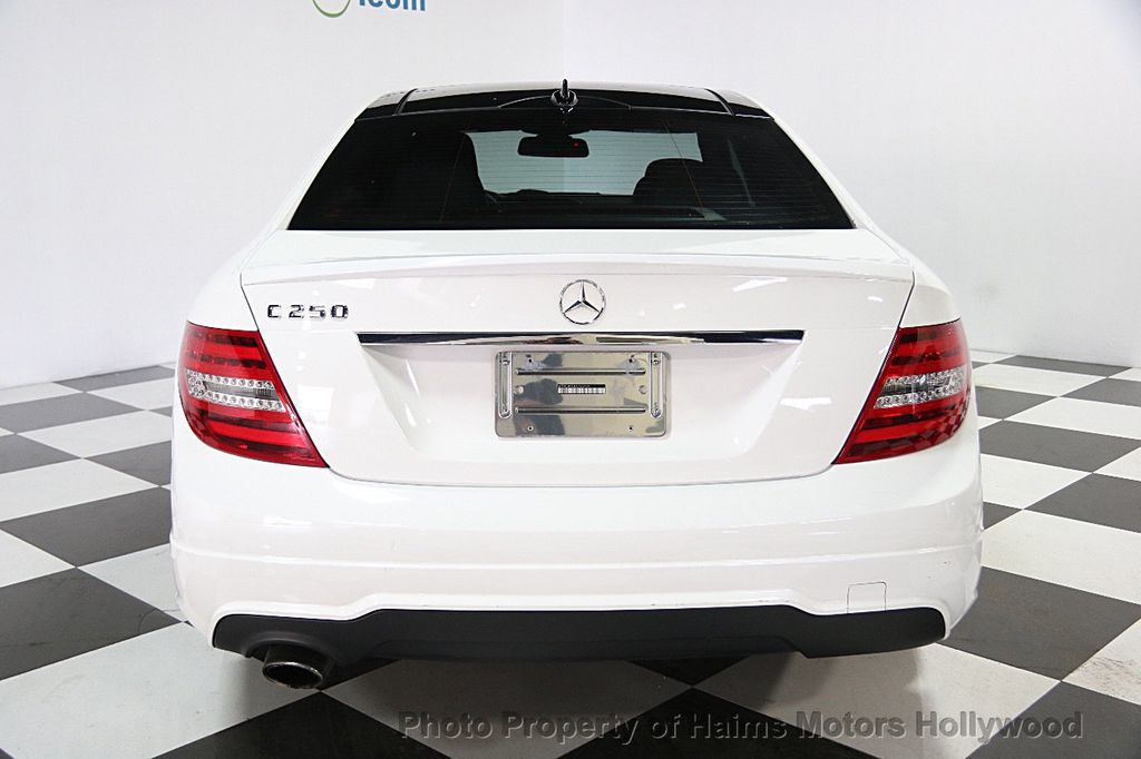 2014 Mercedes-Benz C-Class 2dr Coupe C250 RWD - 15853688 - 4