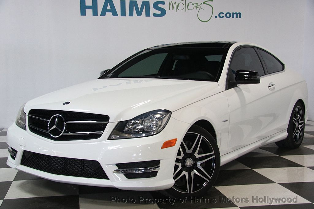 2014 used mercedes benz c class 2dr coupe c 250 rwd at for Mercedes benz c class 250