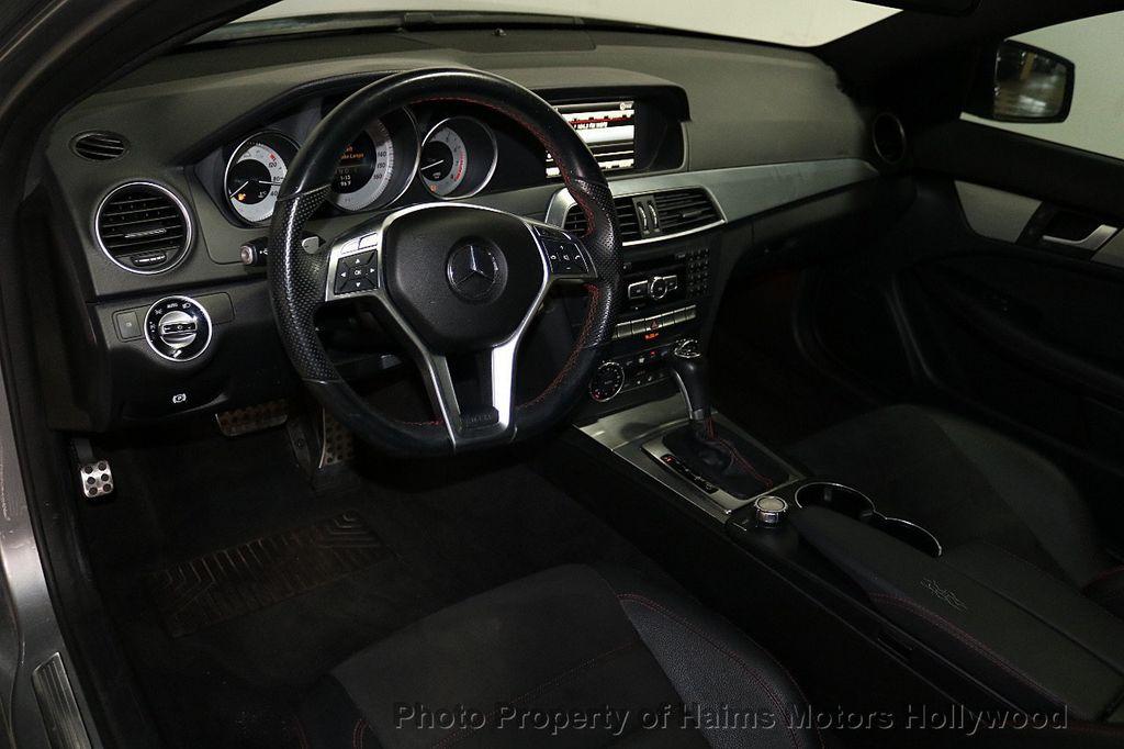 2014 Mercedes-Benz C-Class 2dr Coupe C 250 RWD - 18041665 - 16