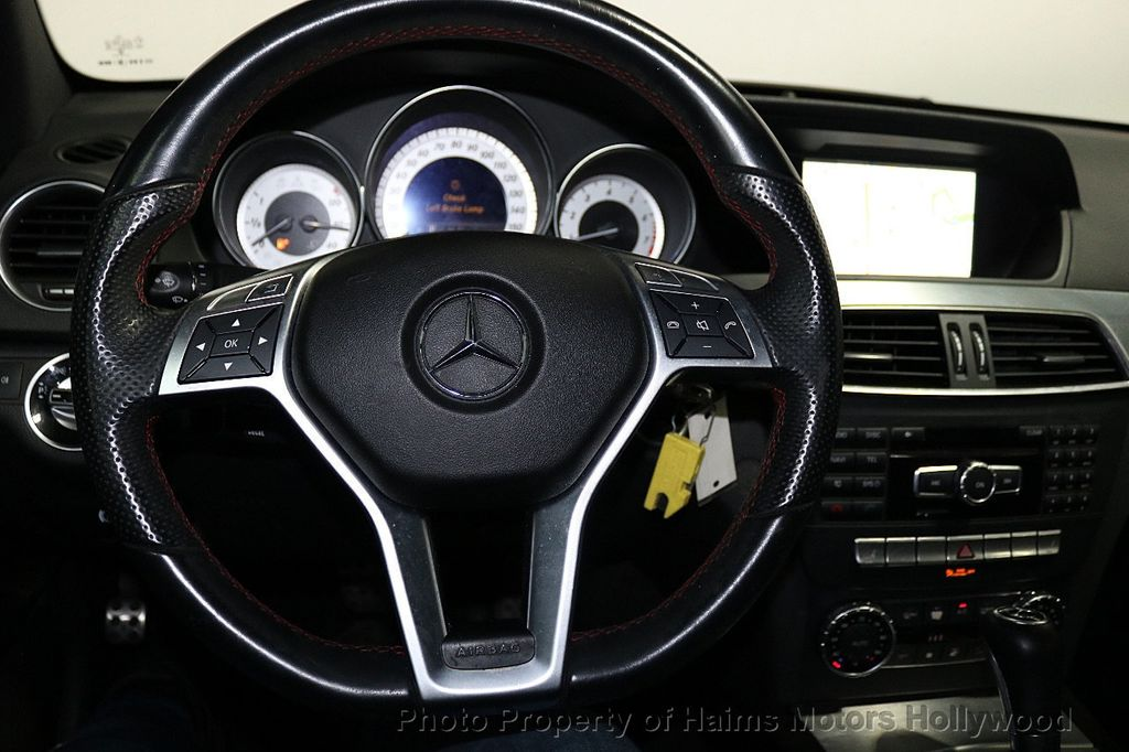 2014 Mercedes-Benz C-Class 2dr Coupe C 250 RWD - 18041665 - 24