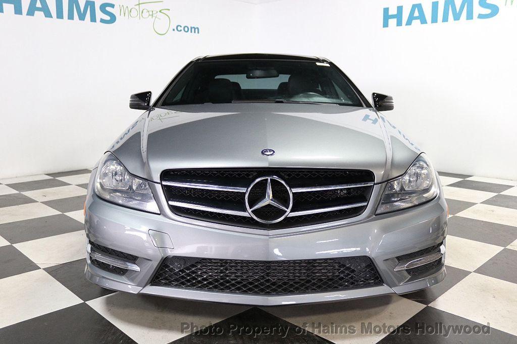 2014 Mercedes-Benz C-Class 2dr Coupe C 250 RWD - 18041665 - 2
