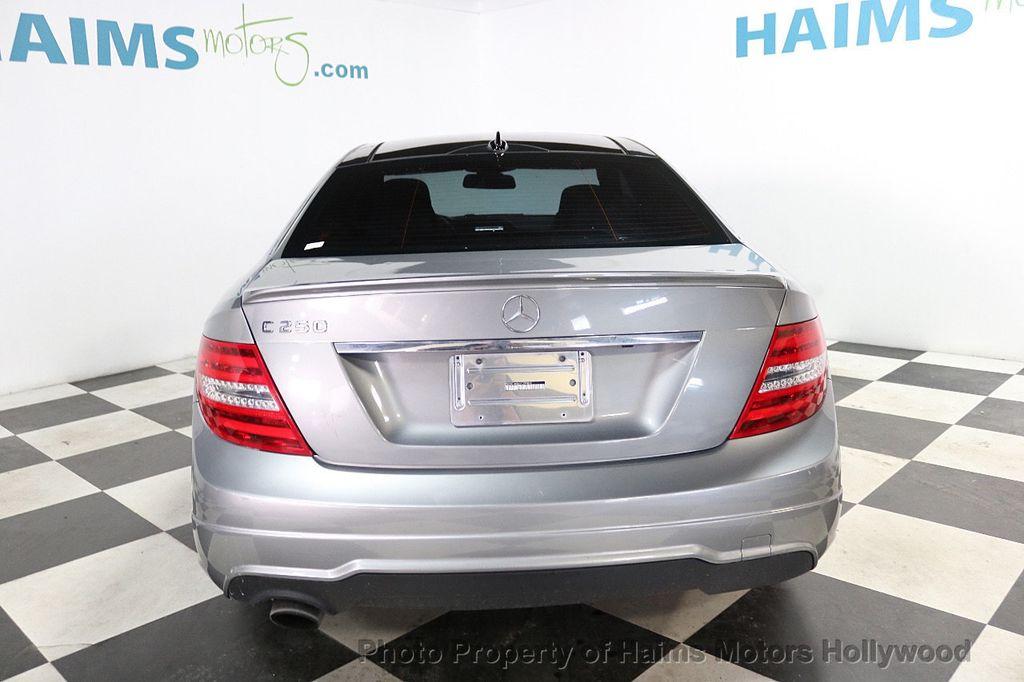 2014 Mercedes-Benz C-Class 2dr Coupe C 250 RWD - 18041665 - 5