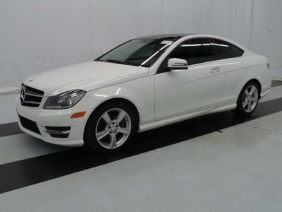 2014 Mercedes-Benz C-Class 2dr Coupe C250 RWD - Click to see full-size photo viewer