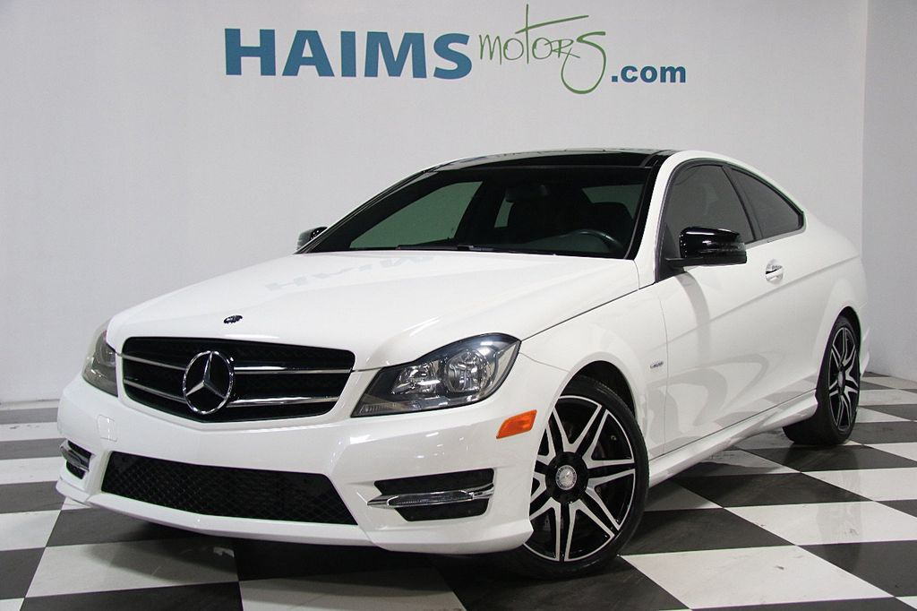 2014 used mercedes-benz c-class 2dr coupe c250 rwd at haims motors