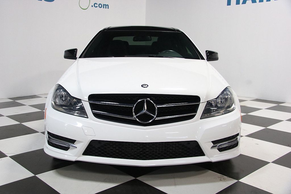 2014 Mercedes-Benz C-Class 2dr Coupe C250 RWD - 16207944 - 1