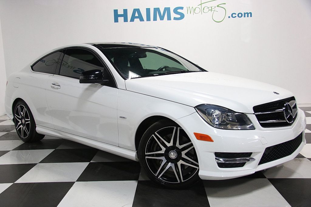 2014 Mercedes-Benz C-Class 2dr Coupe C250 RWD - 16207944 - 2