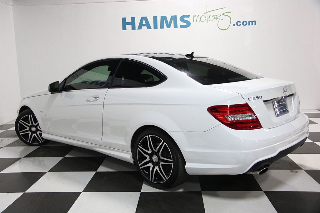 2014 Mercedes-Benz C-Class 2dr Coupe C250 RWD - 16207944 - 3
