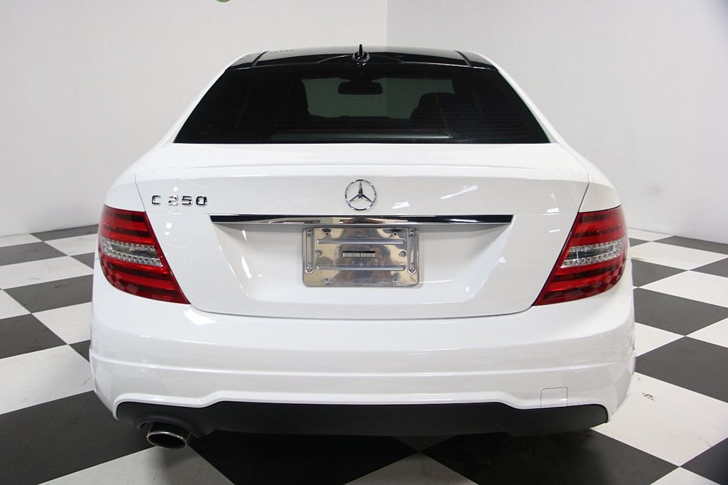 2014 Mercedes-Benz C-Class 2dr Coupe C250 RWD - 16207944 - 4