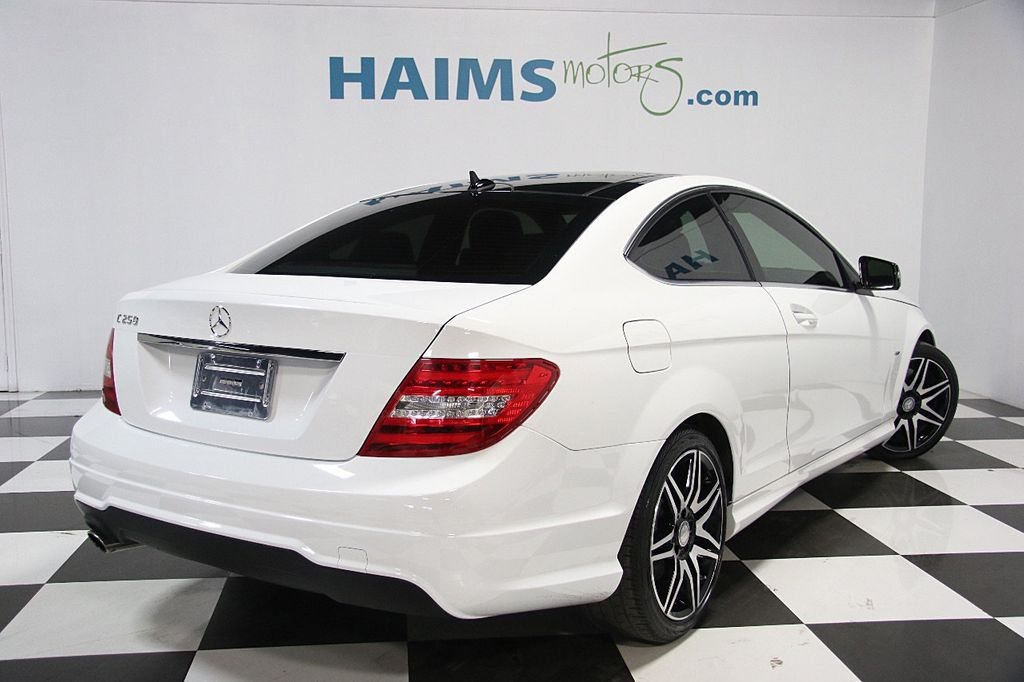2014 Mercedes-Benz C-Class 2dr Coupe C250 RWD - 16207944 - 5