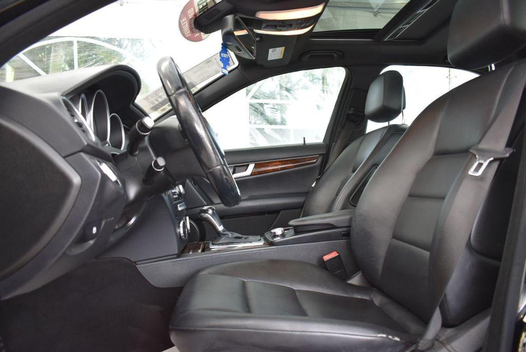 2014 Mercedes-Benz C-Class 4dr Sedan C 250 Sport RWD - 18637821 - 12