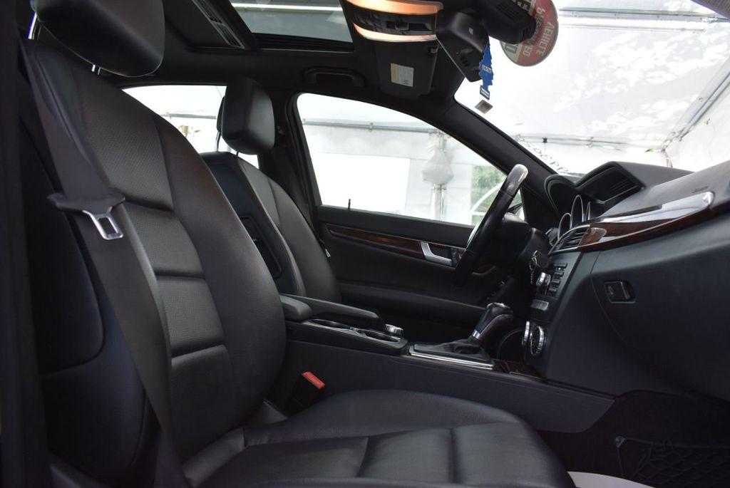 2014 Mercedes-Benz C-Class 4dr Sedan C 250 Sport RWD - 18637821 - 14